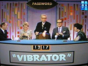 classic password game show